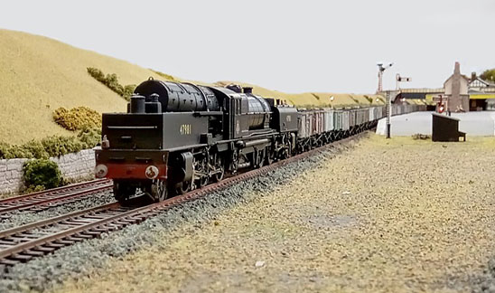 Beyer Garratt articulated locomotive